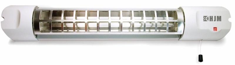 Hjm estufa 509 ba o pared 2 barras 1200w estufa cuarzo - Calefactor para bano ...