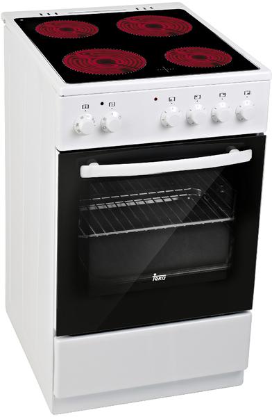Cocina vitrocer mica cocinas gas y electricas gran for Cocina y horno de gas