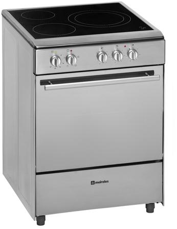 Cocina Meireles E603W Vitro 3f Blanco A