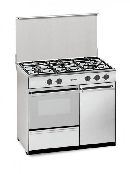 Cocina Meireles G2940VX 4gas Horno Portab Inox