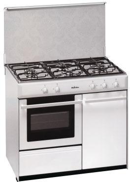 Cocina Meireles G2940VW 4g Horno Gas Portab Blanca