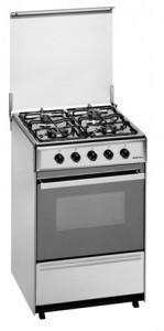 Cocina Meireles G2540VW 4fuegos Gas Butano Horno Horno