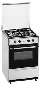 Cocina Meireles G1530DVX 3gas 1triple Horno Ix
