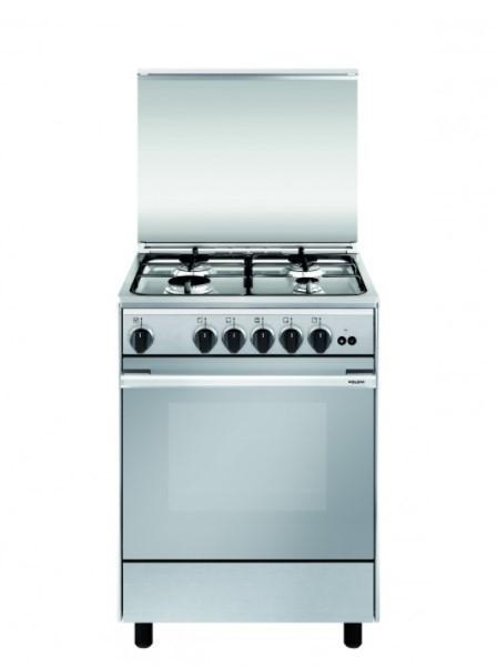 Cocina Vitrokitchen UN6050IN 4f 60cm Natural Horno