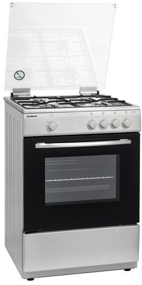 Cocinas de gas y el ctricas corbero etendencias for Cocinas de gas butano sin horno