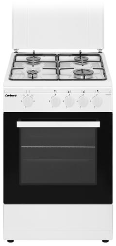 Cocina Corbero CCSF45020BW 4 Fuegos Horno