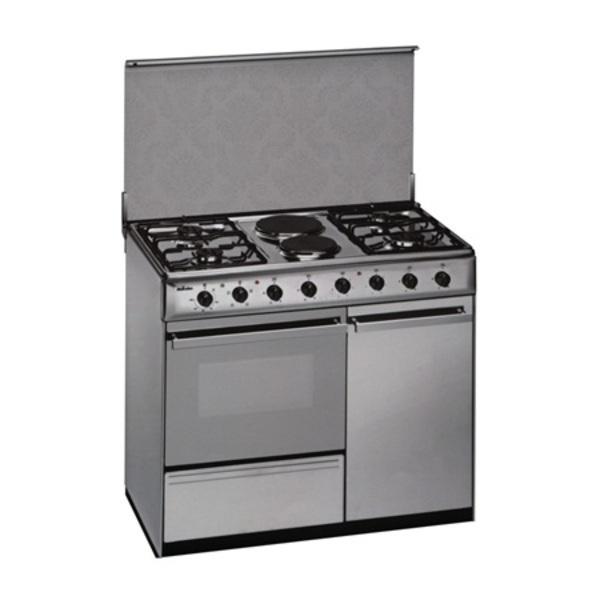 Cocina mixta gas y el ctrica etendencias electrodom sticos for Cocina a gas y electrica