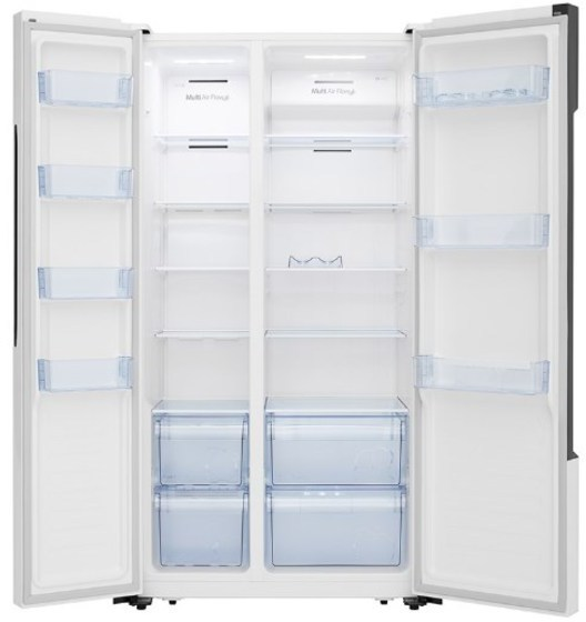 Frigor ficos americanos etendencias electrodom sticos Medidas frigorifico americano