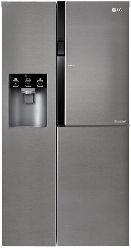 lg frigorifico gsj361didv americano 179 ix nf a etendencias electrodom sticos. Black Bedroom Furniture Sets. Home Design Ideas