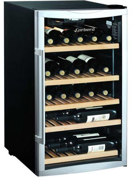 Vinoteca Corbero CCFWWC309SWD 30 Botella Madera B