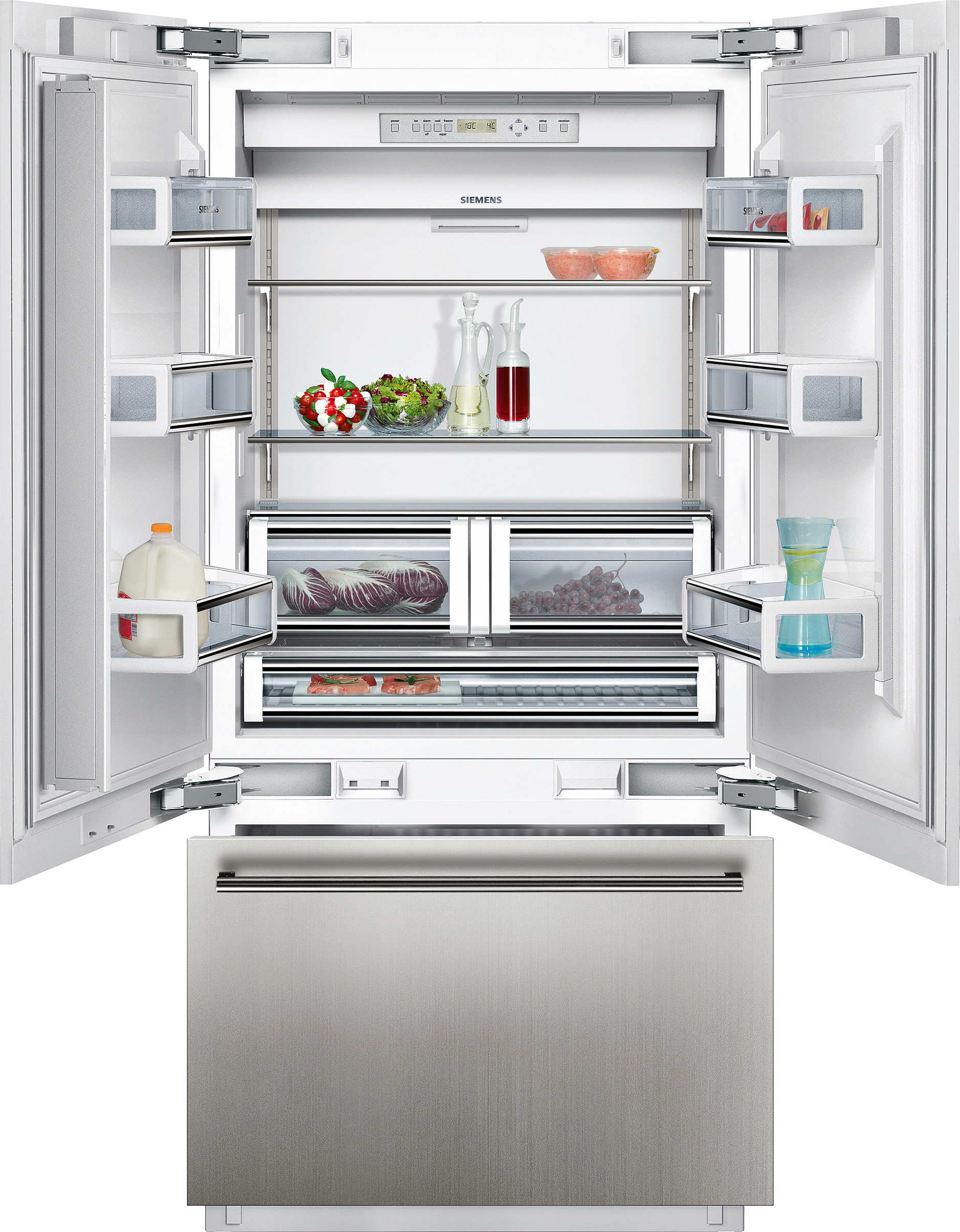 siemens frigorifico ci36bp01 3p integrable 213 a - Frigorificos Integrables