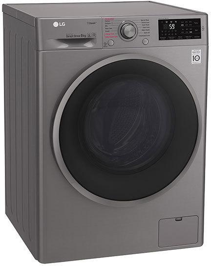 Lg lavadora f4j6ty8s 8k 1400 inox a 30 q - Opiniones lavadoras lg ...