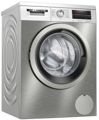 Lavadora Bosch WUU28T6XES 8kg 1400 Inox A+++