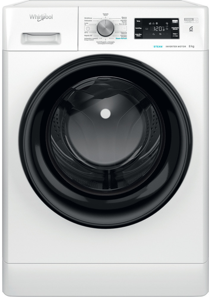 Lavadora Whirlpool FFB8448BV 8kg 1400 A+++-30%