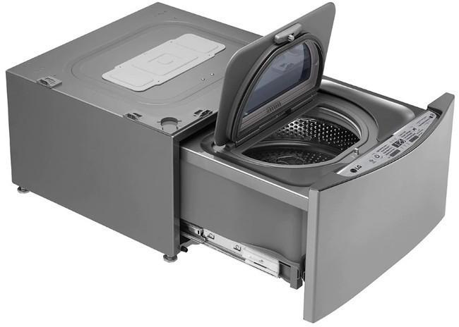 Lavadora Lg F8K5XN4 2kg 700 C/superior Inox