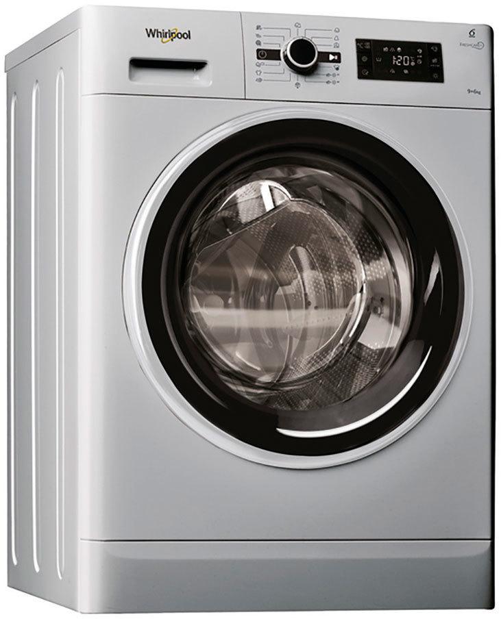 Lavasecadora Whirlpool FWDG96148SBS 9kg 1400 A