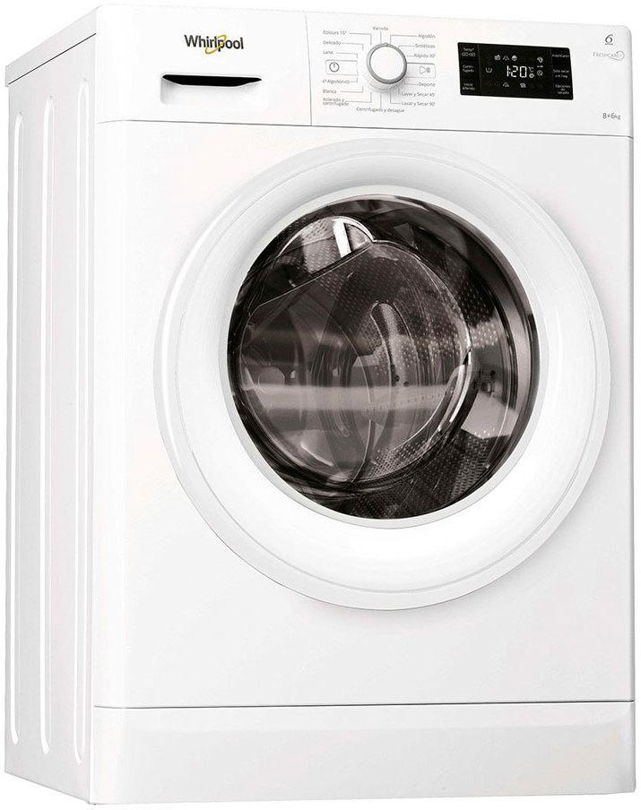 Lavasecadora Whirlpool FWDG86148WSP 8kg 1400 A