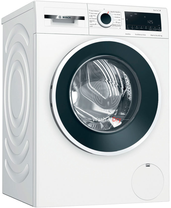 Lavasecadora Bosch WNA13400ES 8kg 1400 Blanca