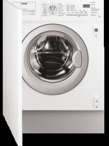 Lavadora Aeg L61270BI 7kg 1200 Integrable A++
