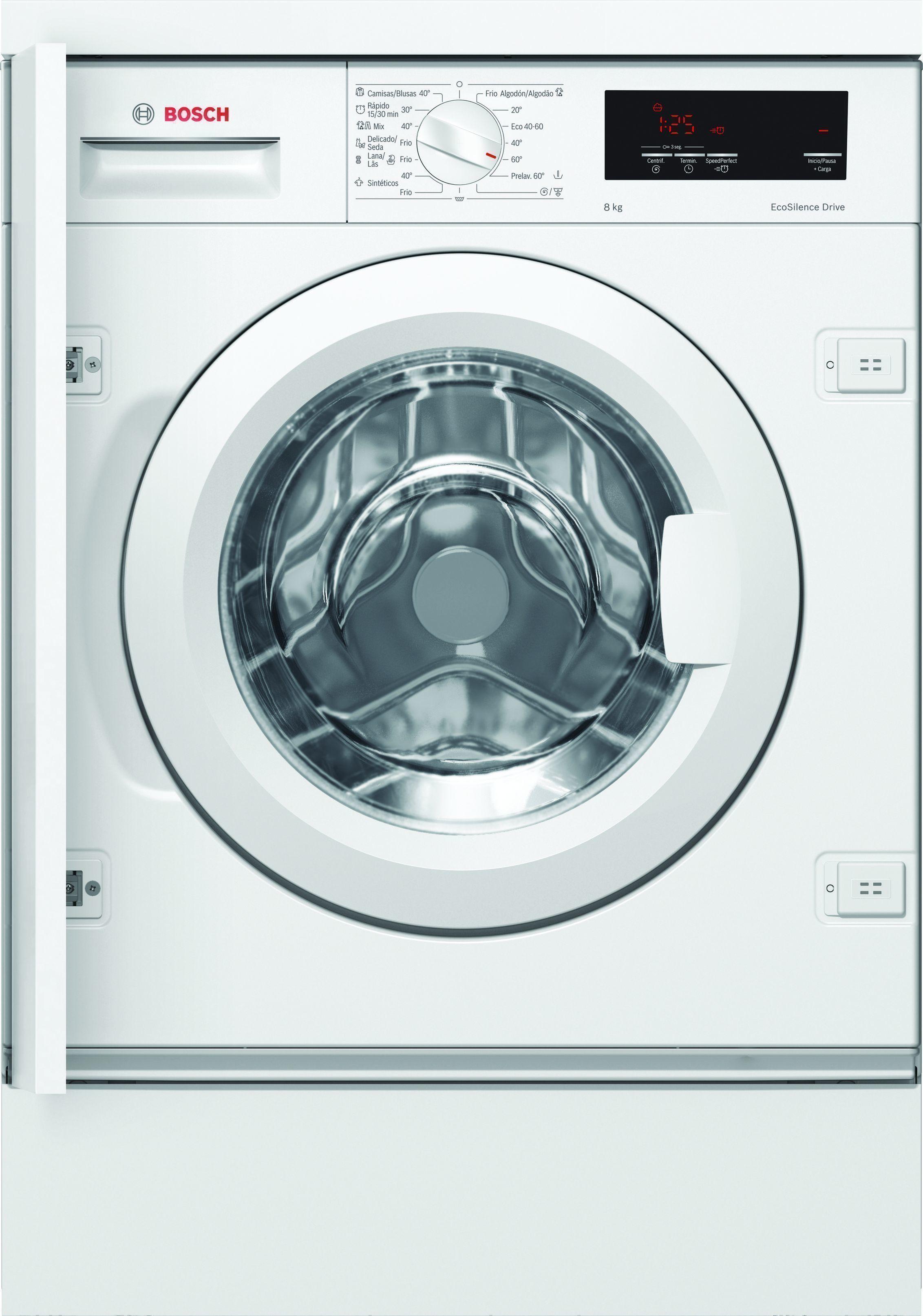 Lavadora Bosch WIW24305ES Integrable 8kg 1200 A+++