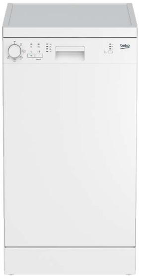 Lavavajillas Beko DVS05024W 45cm 5programas A++