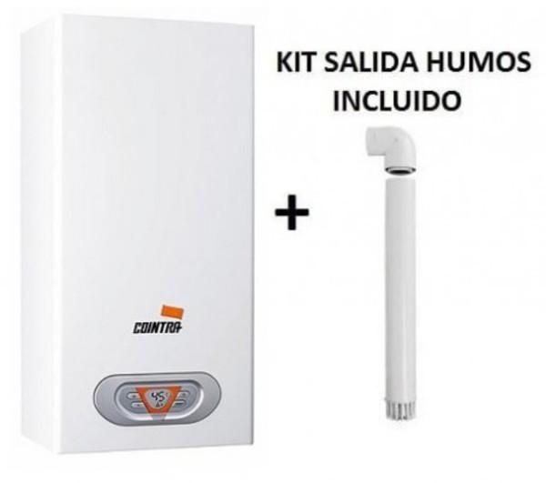 Calentador Cointra CPE-10TB + Kit Salida Gases Est