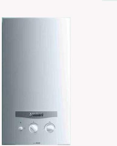 Calentador Vaillant ATMOMAG Mini Es/pt11-01gx(6962