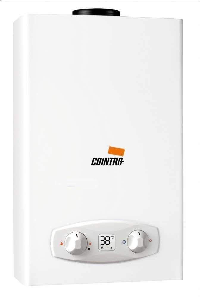 Calentador Cointra CPA11 11lts Butano A