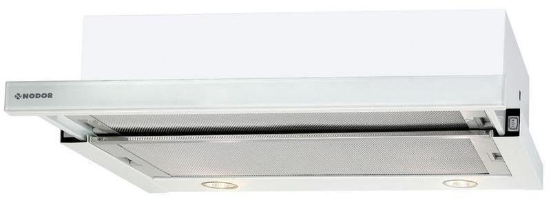Campana Nodor EXTENDER 600 Extraible Blanca 60cm C