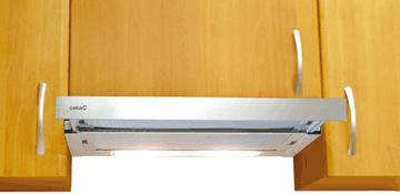 Campana Cata TF2003 Extraible Inox 70cm (02089305)