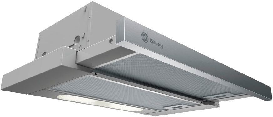 Campana Balay 3BT262MX Extraible 60cmts Inox D