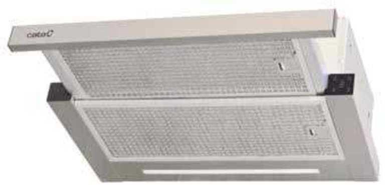 Campana Cata TFH6630X Extraible Inox 60cm A+