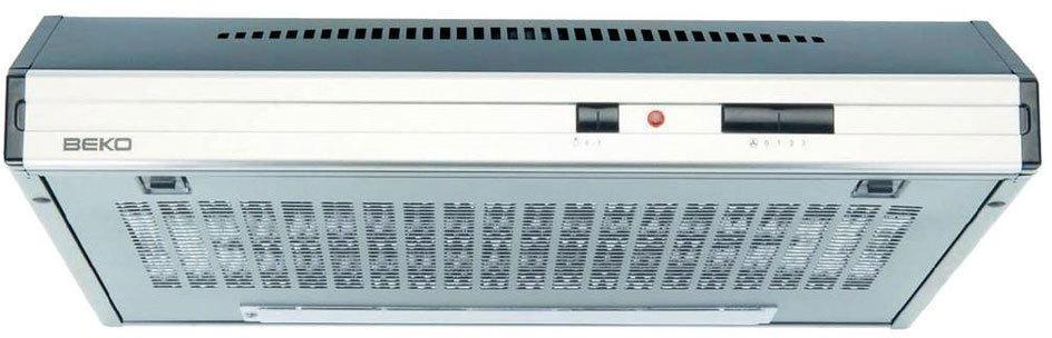 BEKO CAMPANA CFB6432X CONVENCIONAL INOX 60CM E