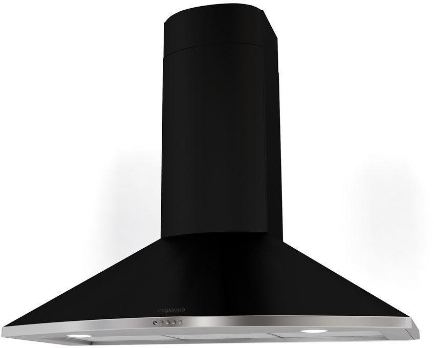 Campana Mepamsa TENDER H90 Decorativa Negro D