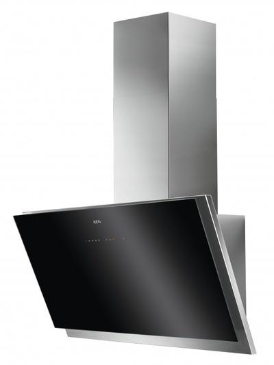 Campana Aeg DVB5960HG Pared 90cm Negra A