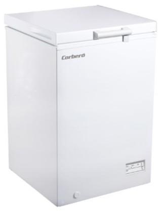 Congelador Corbero ECCHH9100W Horizontal 100l A+