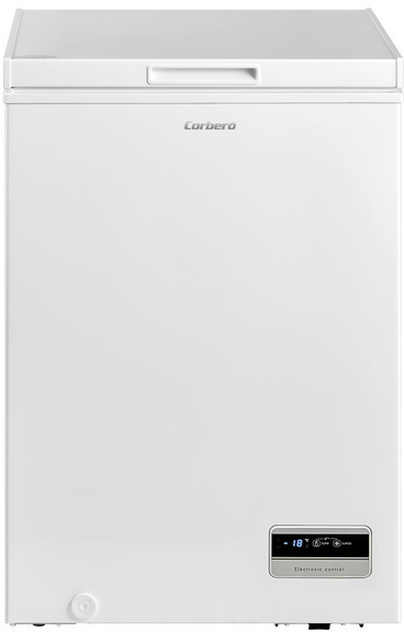 Congelador Corbero CCHM109W Horizontal 93l A+-