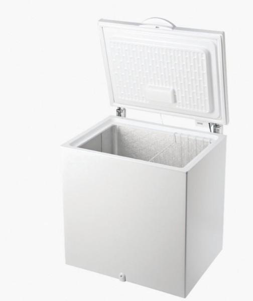 Congelador Indesit OS1A200H Horizonta 204 81cm A+