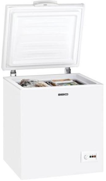 Congelador Beko HS221530 Horizontal 205l 75cm A+