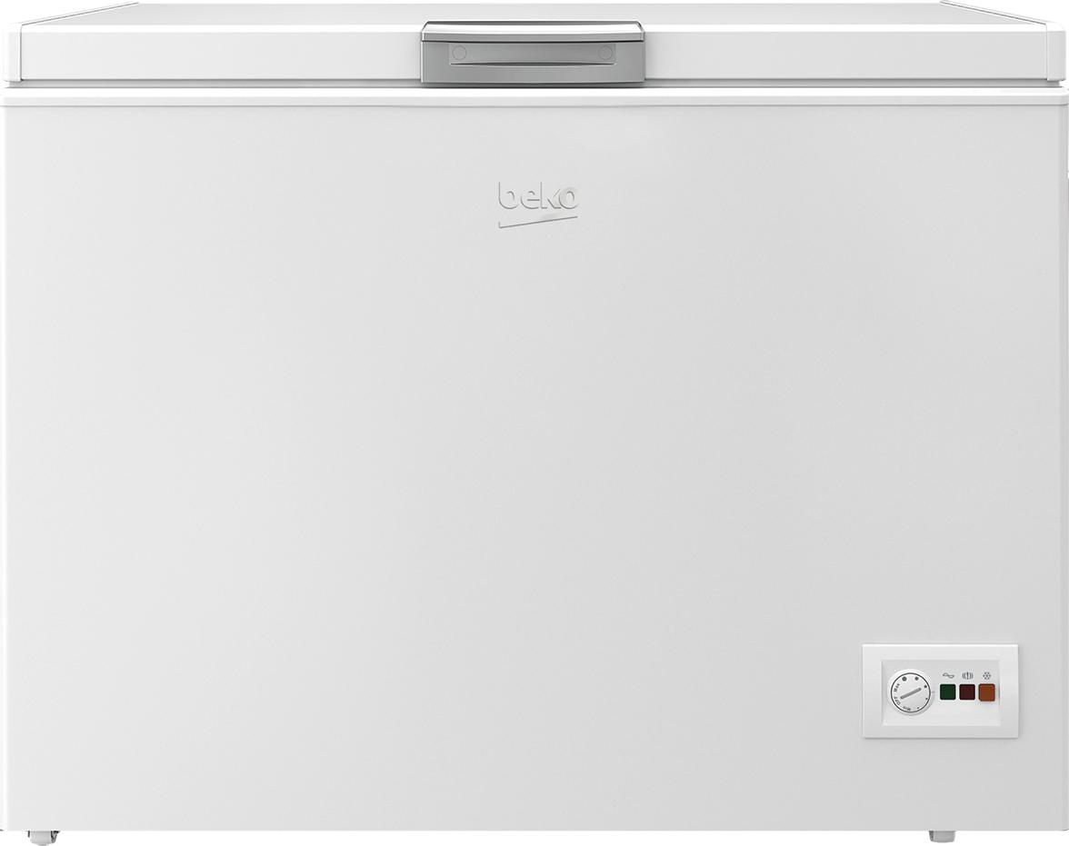 Congelador Beko HSA32530 Horizontal 298lt 110c A+