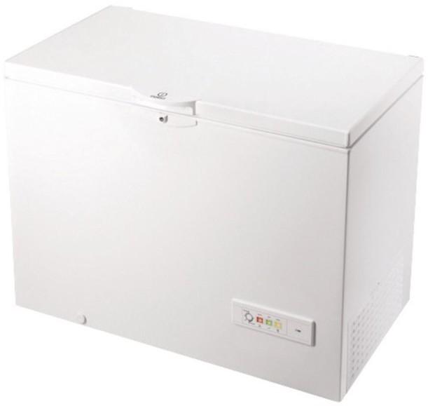 Congelador Indesit OS1A300H Horizontal 311l 118 A+