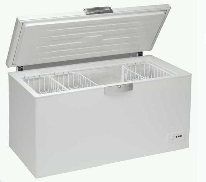 Congelador Beko HSA47530 Horizontal 467lt 155c A+
