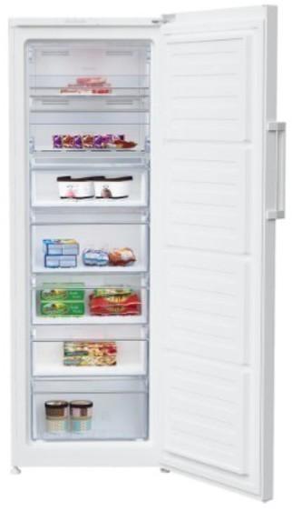 Congelador Beko RFNE290L31WN Vertical 171 A+