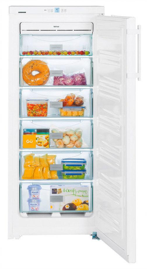 Congelador Liebherr GNP2313 Vertical 144.7x60 A++ A++