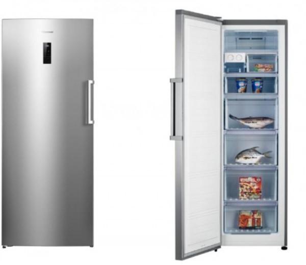 Congelador Hisense FV354N4BIE Vertical 185 Ix A++