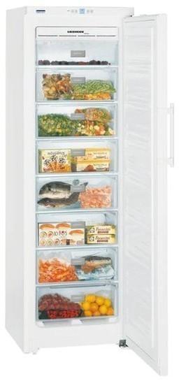 Congelador Liebherr GNP301323 Vertical 184x60 A