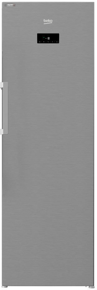 Congelador Beko RFNE312E43XN Vertical 185 Ix A++