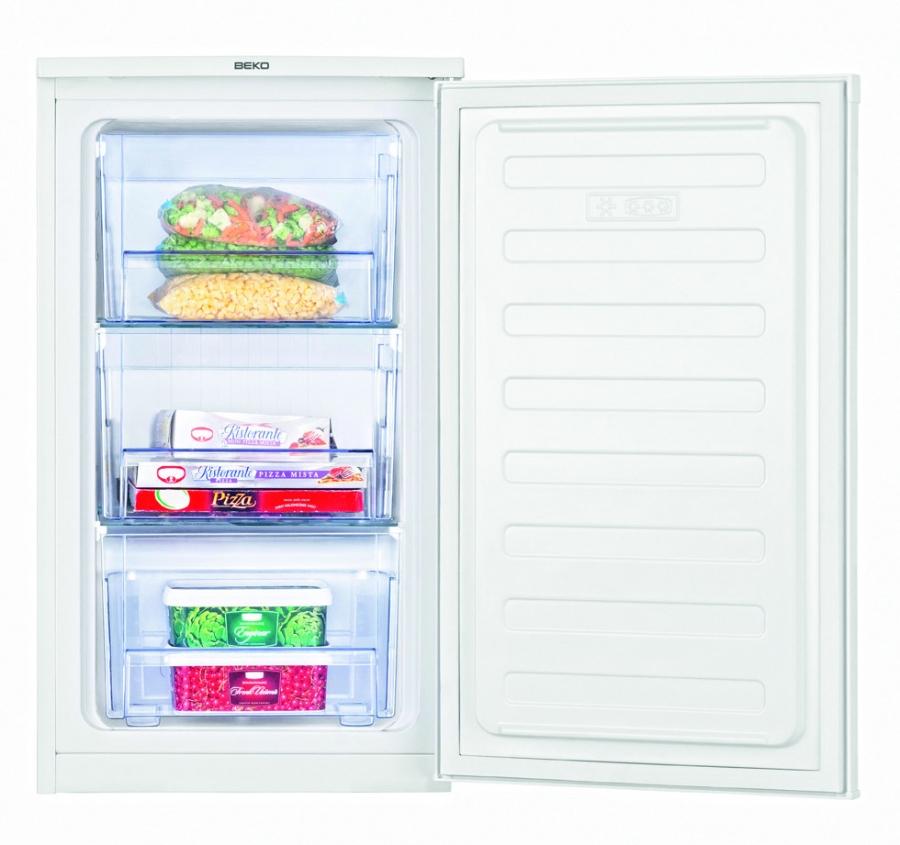 Congelador Beko FS166020 Vertical 81.8x53 A+