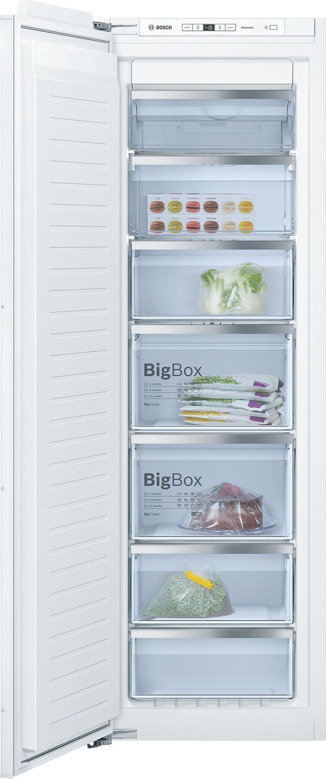 Congelador Bosch GIN81AEF0 Vertical Integrable A++