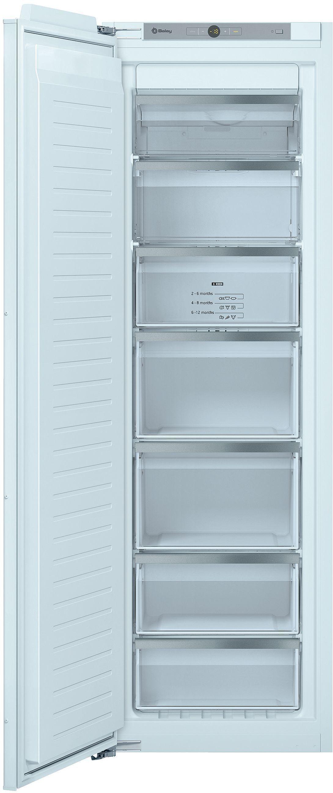 Congelador Balay 3GIF737F Integrable Vert 177 A++